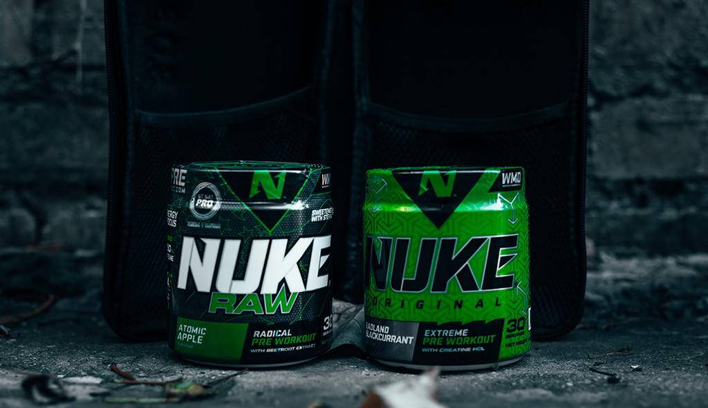 Nuke Raw and Nuke Original